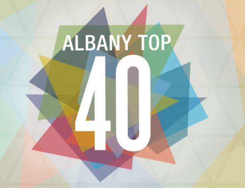 Albany County Convention and Visitors Bureau's Albany Top 40 Collection, Powered by Sparkle