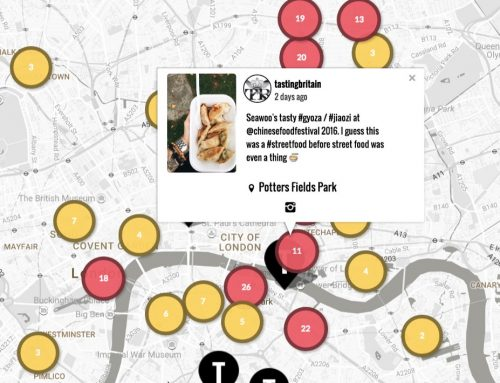 How #tweatslondon puts independent food businesses on the map