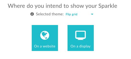 Enhanced Visuals - multiple displays