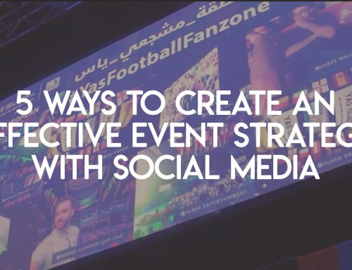 5 Ways To Create An Effective Event Strategy With Social Media