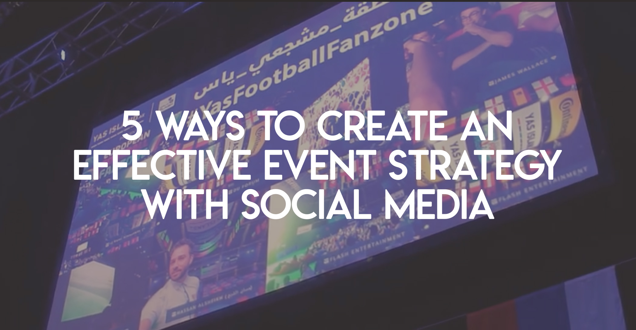 how to write an effective social media strategy