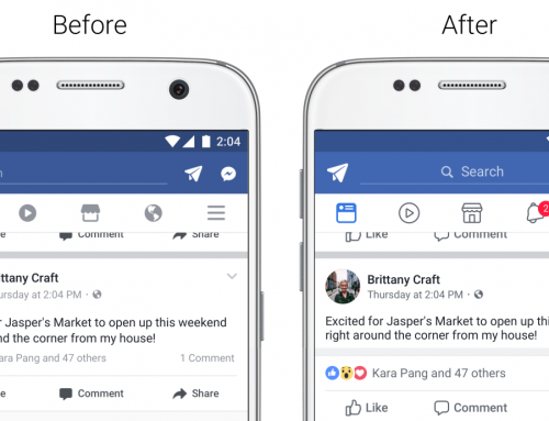 Facebook's Successful Redesign For Improved Experience