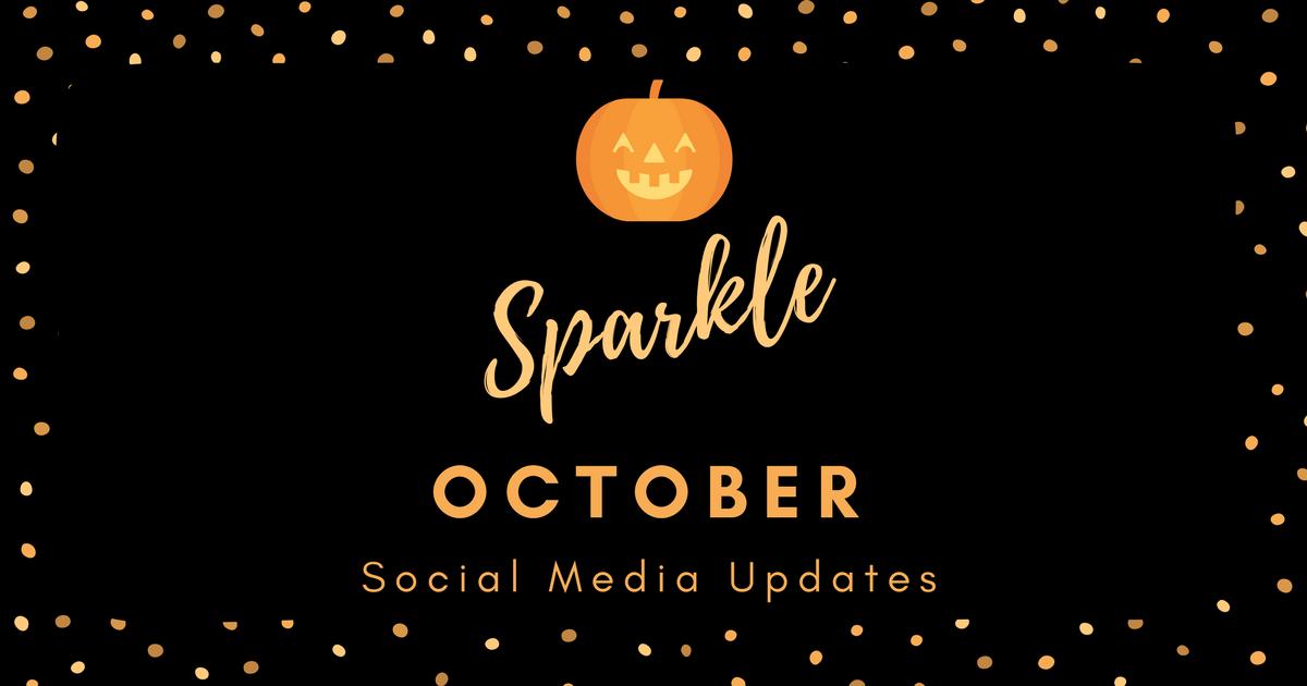 October SM updates